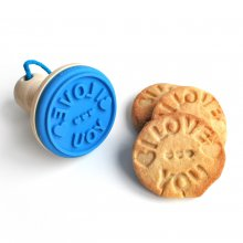 Stempel I Love You Cookie Stamper