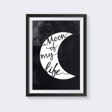 Poster Moon of my Life