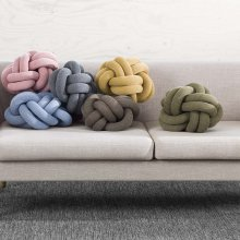 Design House Stockholm Kissen Knot