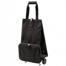 Foldable Trolley schwarz