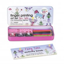 Fingerprint-Set Fairy Tales