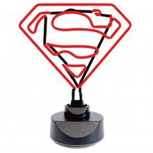 Tischleuchte Superman Neon Light