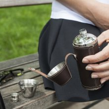 Flachmann Camping Flask Set