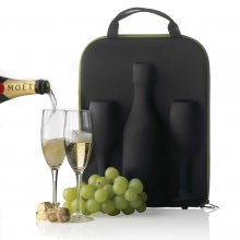 Tasche Flute Champagne Carrier