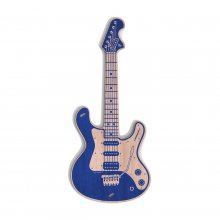 Holzgitarre Woodrocker S