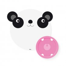 Essens-Set für Kinder Hungry Mat Panda
