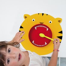 Essens-Set für Kinder Hungry Mat Tiger