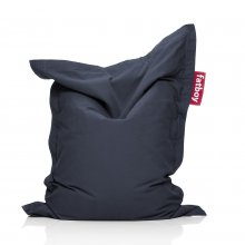 Sitzsack Junior stonewashed dark blue