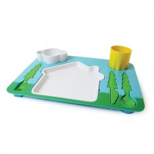 Kindergeschirr-Set Landscape Dinner Set