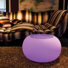 Lounge Tisch Bubble Indoor