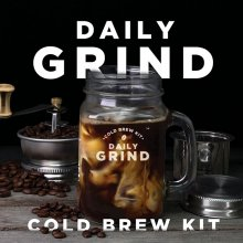 Cold Brew Kaffee-Set Daily Grind