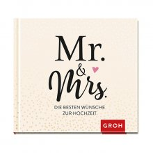 Mini-Buch Mr. & Mrs.