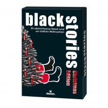 moses. Verlag black stories - Christmas Edition