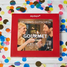 mydays Magic Box: 4-Gänge Gourmet-Dinner