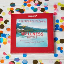 mydays Magic Box: Wellnesshotels