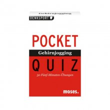 Pocket Quiz Gehirnjogging