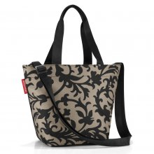 Shopper XS baroque taupe