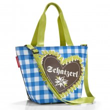 Shopper XS bavaria special edition