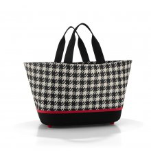 Shoppingbasket fifties black