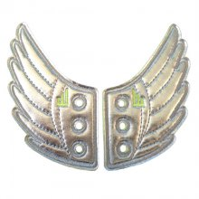 Shwings silber 2er-Set