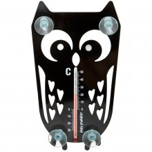 Thermometer Eule