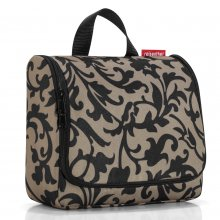 Toiletbag baroque taupe