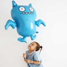 Heliumbefüllter Luftballon Ugly Dolls Ice Bat