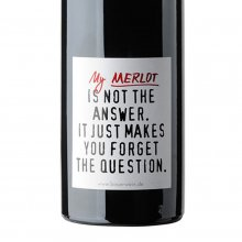 Rotwein Merlot Answer