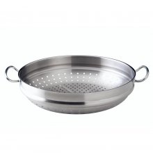 original-profi collection Wok-Dämpfeinsatz, satiniert 35cm