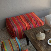 Loungehocker Outdoor Yucatan