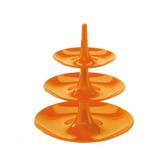 Etagere Babell XS solid orange