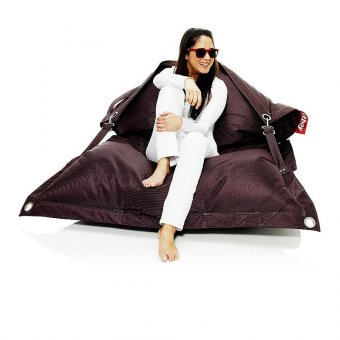 Outdoor Sitzsack Buggle-Up brown