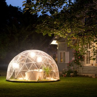 Garden Igloo Four Seasons 2.0