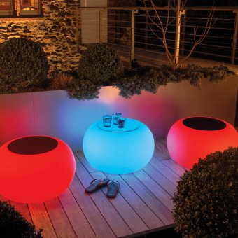 Lounge Tisch Bubble Outdoor