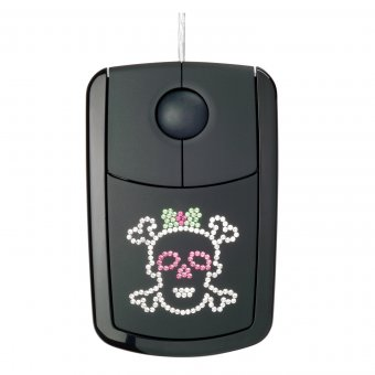 Crystal Pirate Optical Mouse