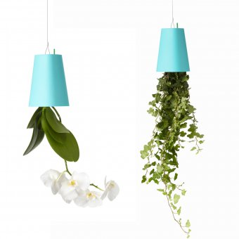Blumentopf Sky Planter small blue