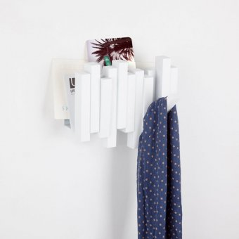 Wandgarderobe Sticks Multi Hook