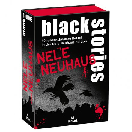 moses. Verlag black stories Nele Neuhaus Edition