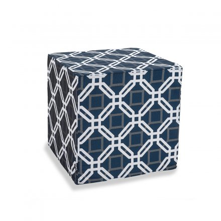 H.O.C.K. Hocker Outdoor Cube Natolda 45x45cm