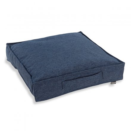 H.O.C.K. Matratzenkissen Outdoor Denim blue 50x50cm