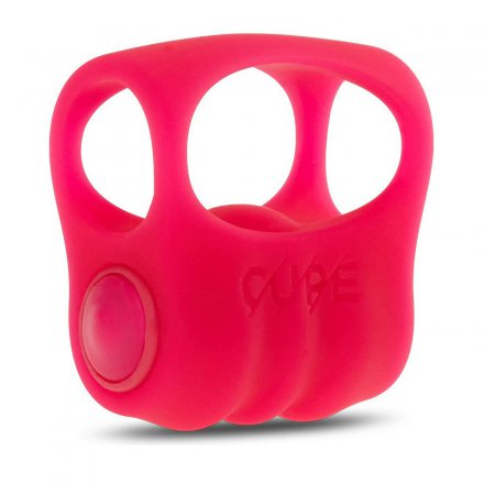 Amorelie Fingervibrator Finger Fighter Power Pink