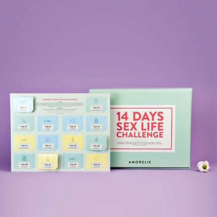 Amorelie 14 Days Sex Life Challenge-Set