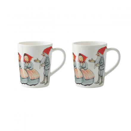 Design House Stockholm Elsa Beskow Espresso-Tassen 10cl 2er Set