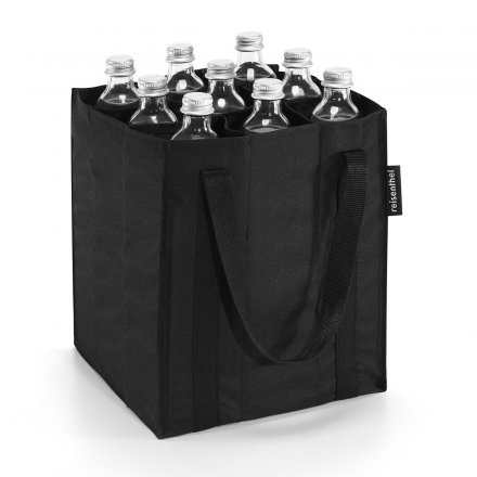 reisenthel 9er Bottlebag black