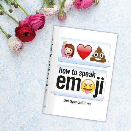 moses. Verlag Buch How to speak Emoji