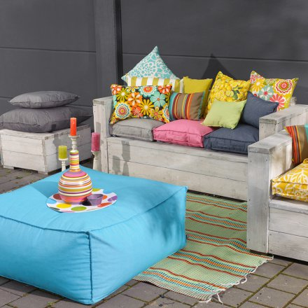 H.O.C.K. Loungehocker Outdoor Caribe