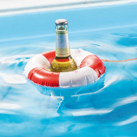 Donkey Products Bier-Schwimmreif Cool Emergency Ring