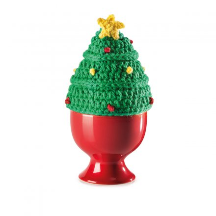 Donkey Products Eierwärmer Funky Eggs Christmas Tree