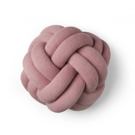Design House Stockholm Kissen Knot pink