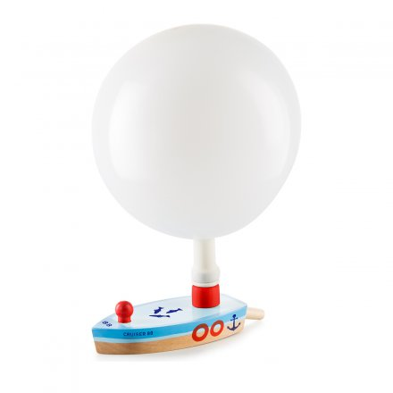 Spielzeugboot Balloon Pusters Cruiser 88